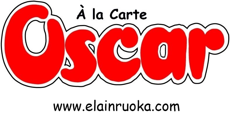 Oscar-logo ja www-osoite